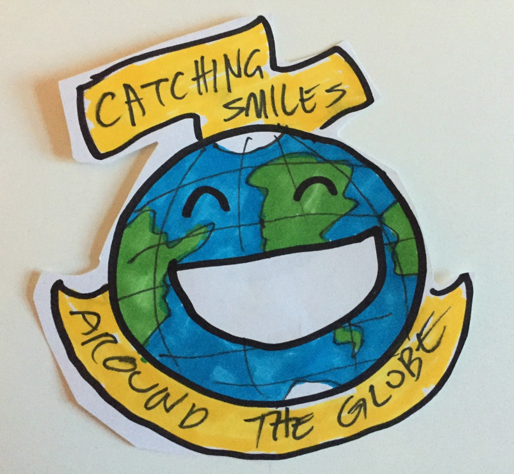 Catching Smiles around the Globe