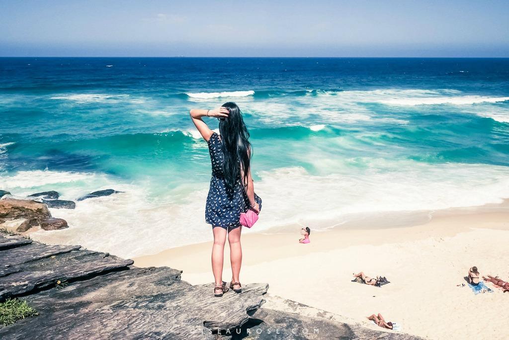 Fotoshoting für Instagram am Bondi Beach. Mehr Sydney-Fotos von Camille gibt es hier